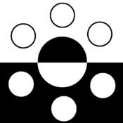 Circles avoider game