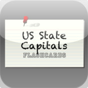 Flash US State Capitals