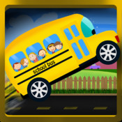 Highway Rush - Crazy Bus On Blocky Roads Drive (Free Game)