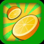 Orange Fruit Bubble Quad`s Pro - A Fruit Blitz Puzzle