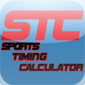 Sports Timing Calculator timing