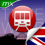 Tyne and Wear Metro - Map & Route Planner