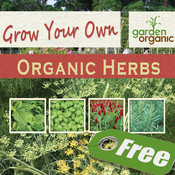 FREE Grow Your Own Organic Herbs from Garden Organic