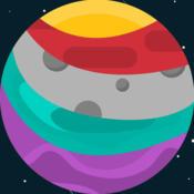 Planet Clash - Matching Dots clash