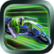 Alpha Racers Champions - Neon Moto Riders Battle