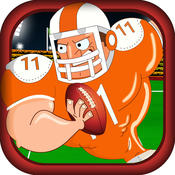 Football Fumble Drill – Avoid the Tackle Clash Paid super football clash