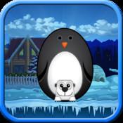 Mini Penguin Village Escape - The Story of a Zoo Animal