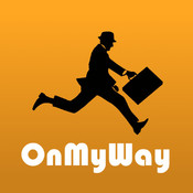 OnMyWay - Quickly share your location