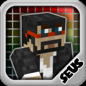 Easy Skin Creator Pro Editor for Minecraft Game Textures Skins