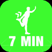 7 Minute Stretch Calisthenics Challenge : Full Fitness exercise workout trainer and fitness buddy, home, on-the-go personal mobile fitness trainer, weight loss for health, stretching