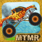 Monster Truck Mountain Rally