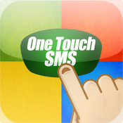 One Touch Messenger, One touch send SMS or make a phone call touch