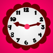 What's time? Telling & Learning Time for Kids — Fun game: Learn how to tell time with interactive Analog clock time munch time
