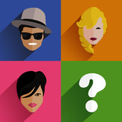 Top Pop Star Quiz 2 - who`s the music celeb ? pop quiz