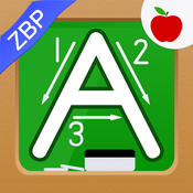 ABCs Kids Alphabet Handwriting & Letter Tracing ZBP - School Letter Tracing Game free email tracing