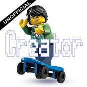 Creator and Maker for Lego - Totally Custom Lego Characters!!