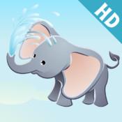 Safari animals game for children age 2-5: Train your skills for kindergarten, preschool or nursery school!