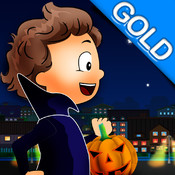 Trick or Treat : The Halloween Night Out for Candies - Gold Edition