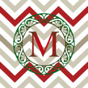 Monogram Pro - Customize Background Wallpaper for Lock Screen and Home Screen virtual screen