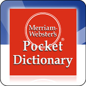 Merriam-Webster`s Pocket Dictionary