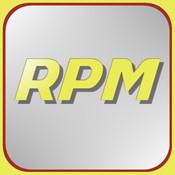 RPM Calc xclock rpm
