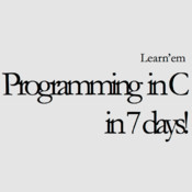 Learn C in 7 Day operating system software