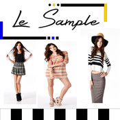 Le Sample Clothing sample library