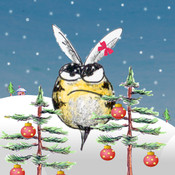 Bees Hate Christmas