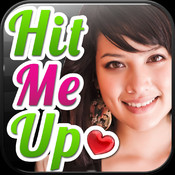 Hit Me Up! -Chat,Flirt,Date for 100%FREE-