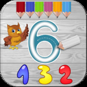 Numeric Learn to Write 123 for Preschool:Kids learn to spell alphabet and write numeric