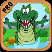 A Feed the Crocodile : Pond Yummy Fish Hunt - Full Version