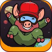 Flying Angry Ham Mania - Bad Piggy Avoider Rush