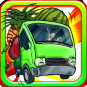 Organic Fruit and Veg Deliver-y Mania - Joyful Grocery Truck Addict-ed Game Free