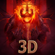 Dragon Fist Gargoyle Demon 3D - Epic Egypt Air Pyramid avenge