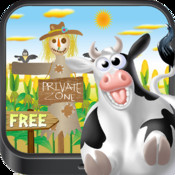 Cow Sprint Free - The Running Cow Racing Game