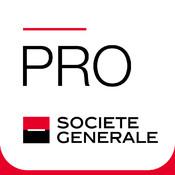 L`Appli Pro Société Générale - Consultation de vos comptes professionnels et personnels et contact direct avec votre conseiller