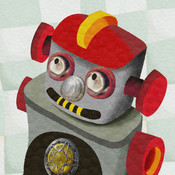 Teach me to read – Hulot the Robot, an Educational Montessori and Constructivist Tool with Activities and Books for Learn to Read for your Family and School with Kids among 5 to 7 year olds