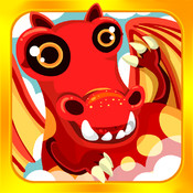 Dragon Wings Story Pro - Chase Knights and Hunt Treasure day dragon story