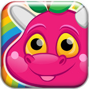 Candy Dragons - The Candyland Color Dragons Adventures