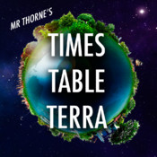 Mr Thorne`s Times Tables Terra