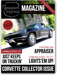 Restoration Highway Magazine