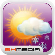 Weather Forecast Channel - Rain and temperature readings, storm tracking, sunrise, sunset, moon phases and more .