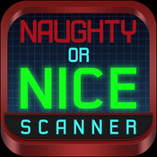 Naughty or Nice Scanner and Tester - scan and test your lover on Valentine`s Day 2013