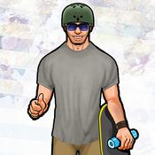 Skateboard Skater Maker - Create Your Own Skateboarding Skate Hero - Ad Free