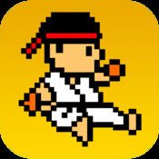 Karate Kickin` Ryu - Flappy Edition