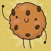 Cookies, cookies, cookies! - interactive book for children