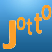 Jotto for iOS letter
