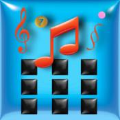EZ Numbered Music play music box