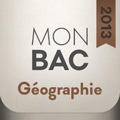 Mon Bac Géographie 2013