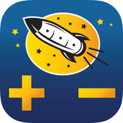 Rocket Math Addition